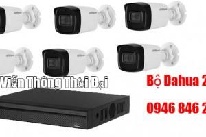 Bộ camera dahua 2Mp dành cho gia đình