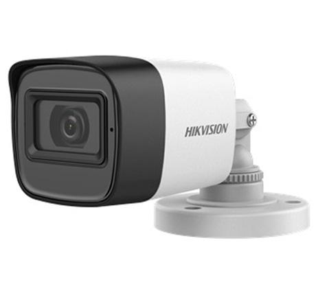 Camera HD-TVI audio hikvision DS-2CE16H0T-ITFS